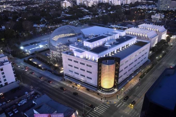 Complexo do Academy Museum, em Los Angeles, que será aberto no dia 30 de setembro – Academy Museum Foundation