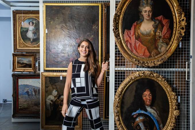 Millenials da Arte – Camila Yunes Guarita