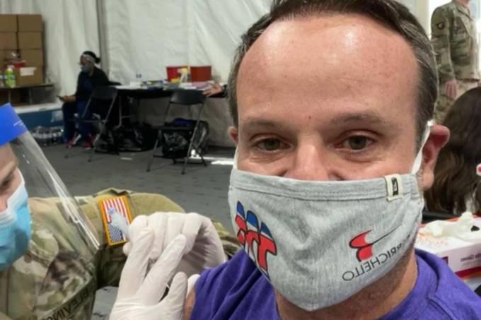 Rubens Barrichello vacina eua