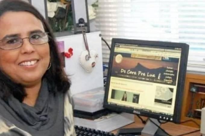 Susan Mello, do blog De Cara pra Lua e pioneira como comentarista de BBB (REPRODUÇÃO-INSTAGRAM)