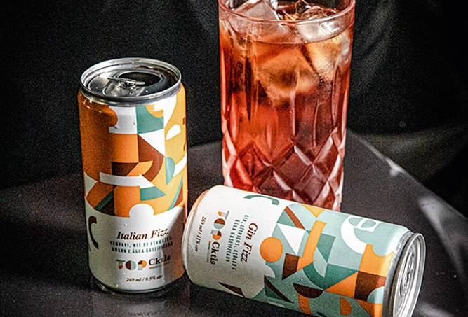 Top Cocktails – Latas