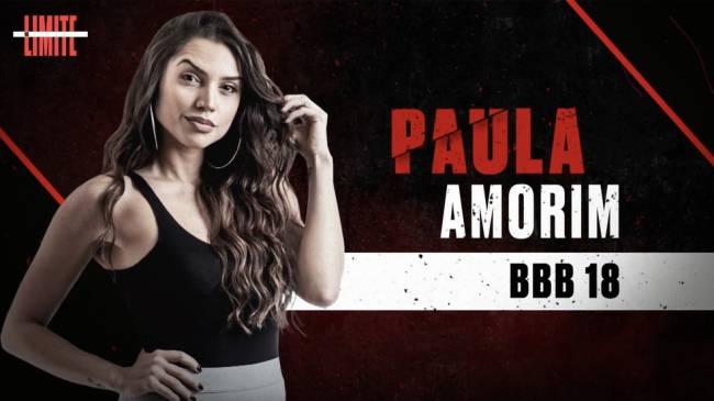 No Limite: participante Paula