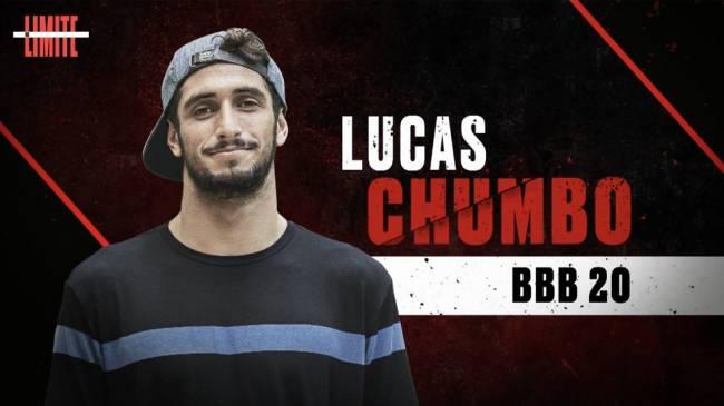 No Limite: participante Lucas Chumbo