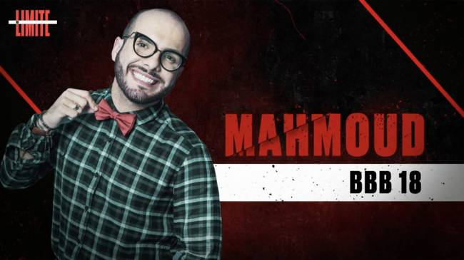 No Limite: participante Mahmoud