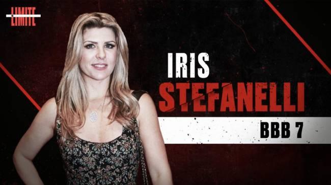 No Limite: participante Iris Stefaneli