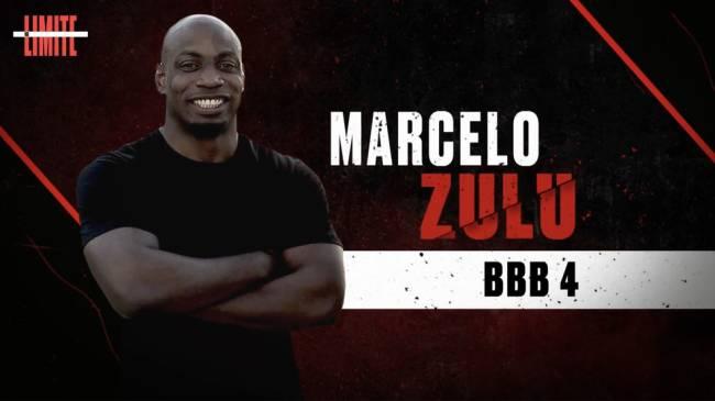 No Limite: participante Marcelo Zulu