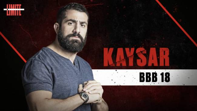 No Limite: participante Kaysar