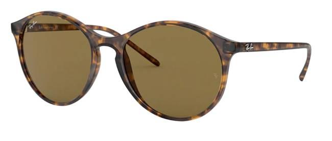 Óculos de sol Ray-Ban com lente marrom