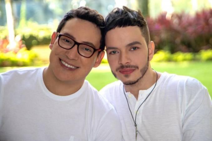 Felipe Heiderich e Bruno de Simone
