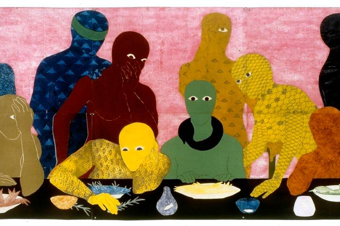 Belkis Ayon_The supper 1988 (1)