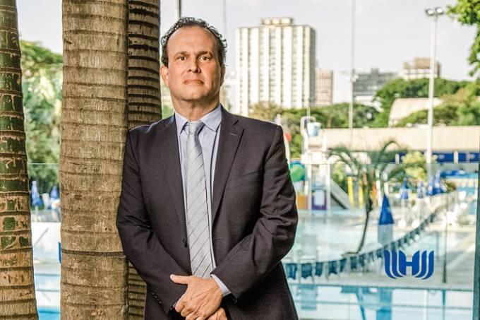Fernando Rosenthal, Clube Hebraica (Abner Palma-Divulgação)