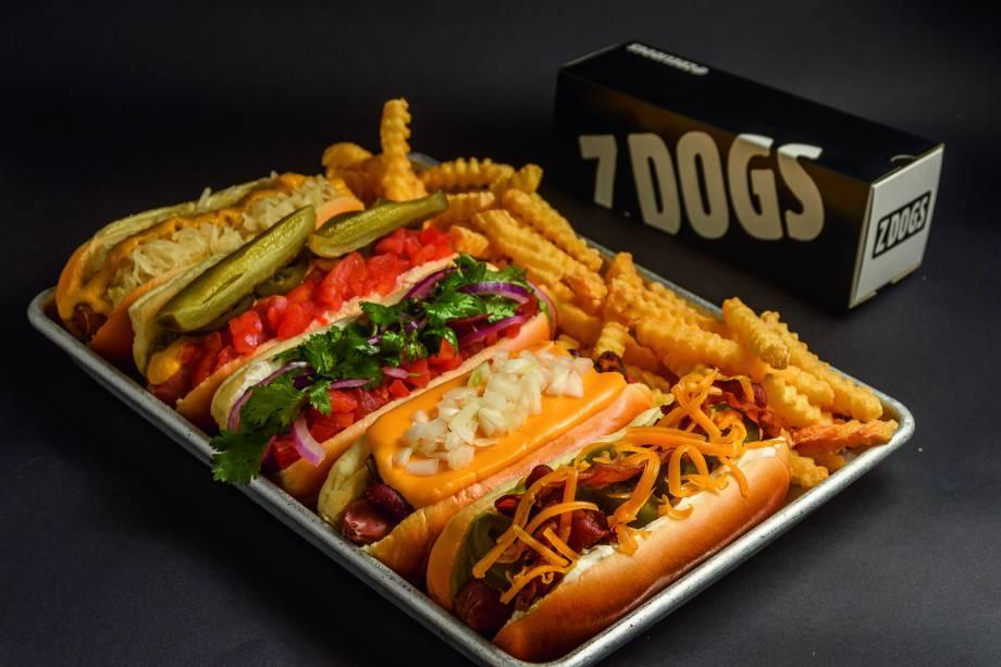 Cinco versões do sanduíche: especialidades da casa