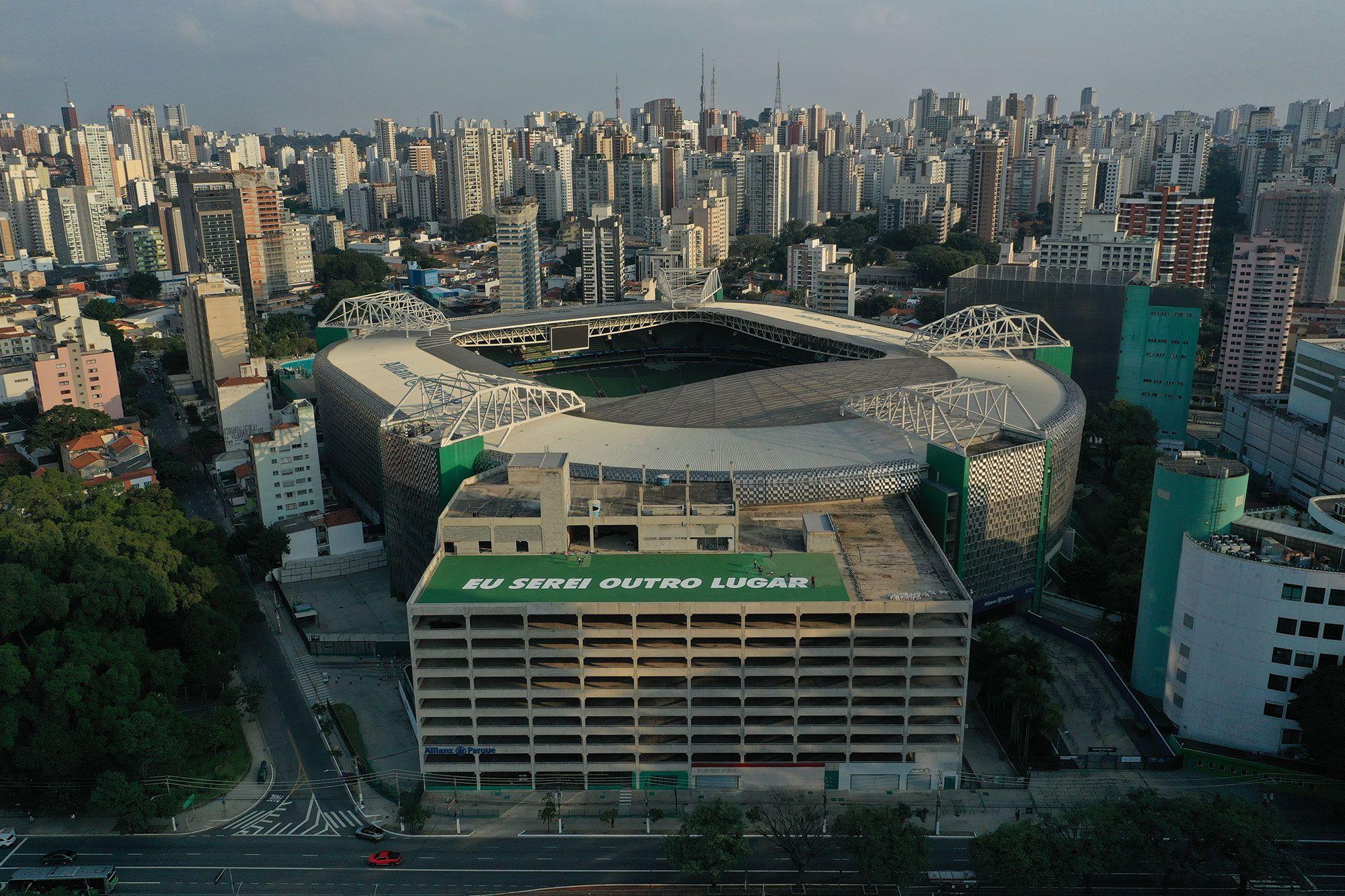 A edição 2021 da CASACOR São Paulo será no Parque Mirante, no anexo Arena Allianz Parque. No rooftop, a instalação