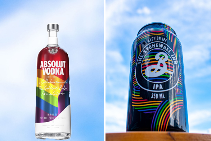 Absolut e Broolyn Stonewall