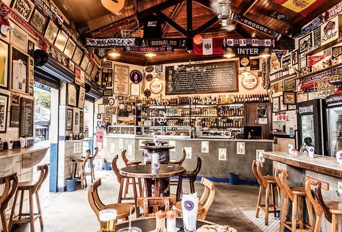 Salão – Bar do Luiz Fernandes