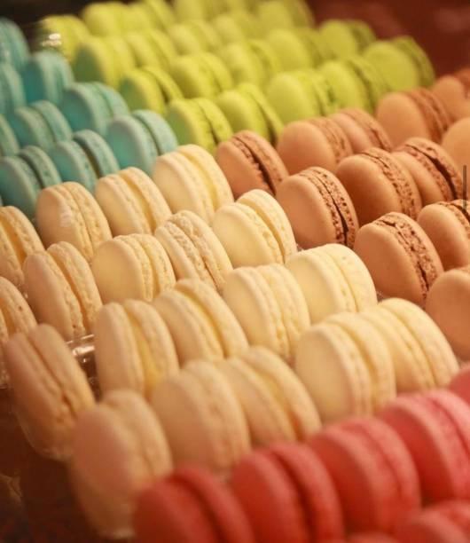 Macarons: oferta costuma variar