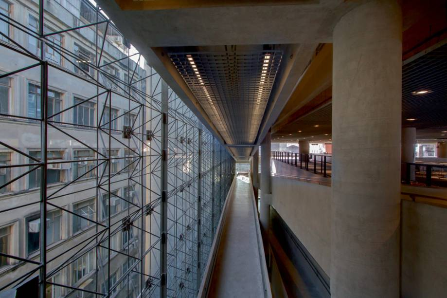 Obras para a cidade: Sesc 24 de Maio, Museu Brasileiro da Escultura e Ecologia e Pinacoteca