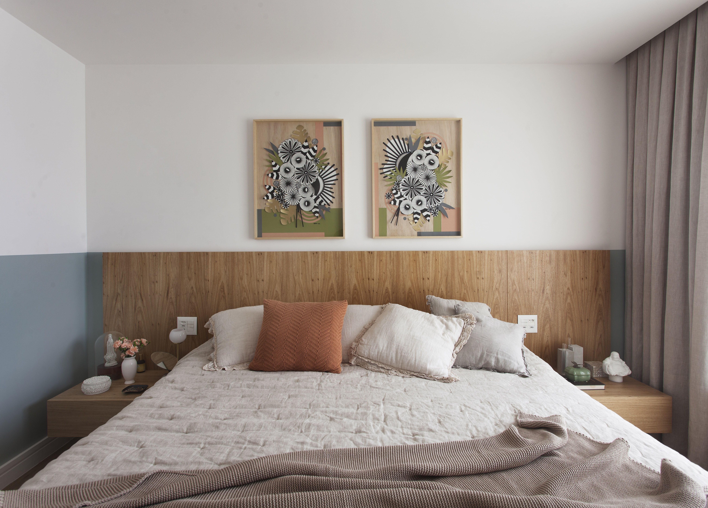 Apartamento na Barra reflete a jovialidade de sua moradora.