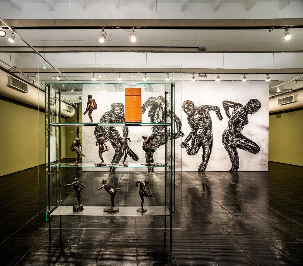 esculturas de bailarinas de degas