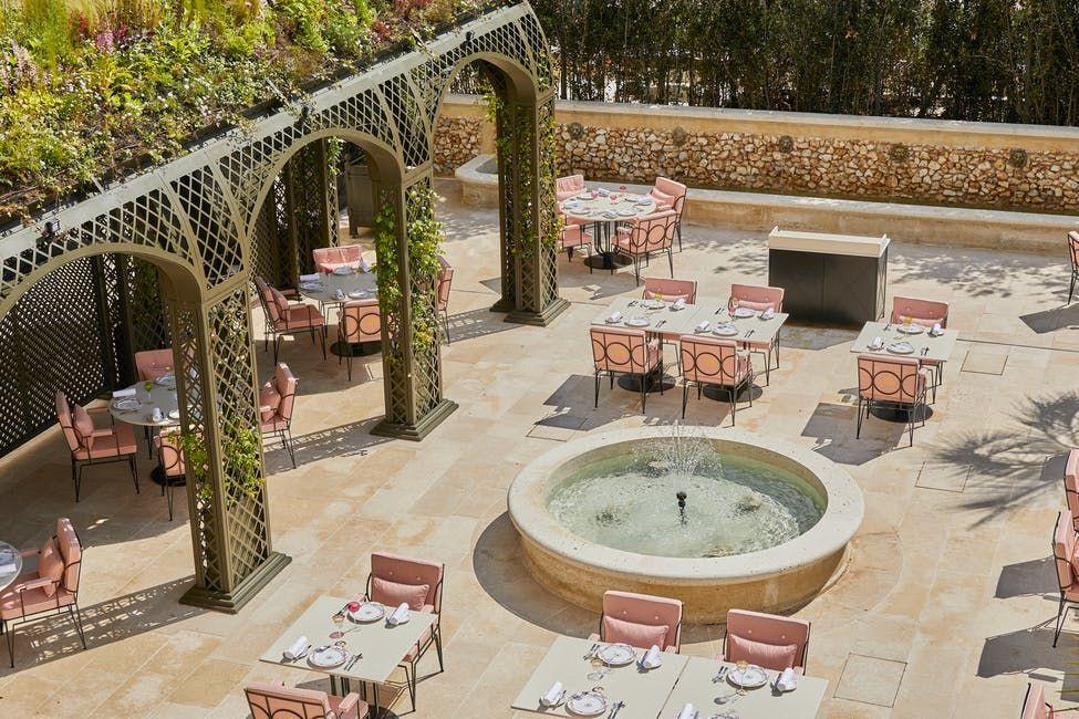 Le Grand Contrôle é o novo hotel dentro do Palácio de Versalhes
