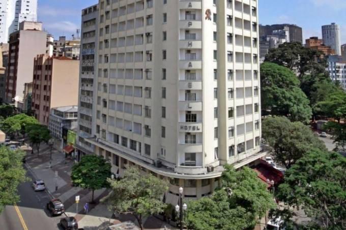 Hotel San Raphael, no centro de São Paulo