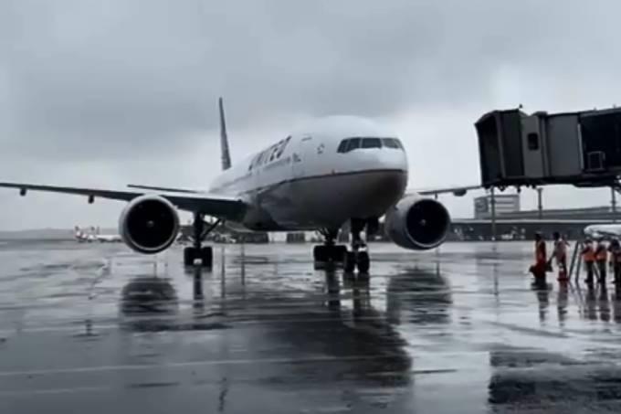 Avião Doses Janssen