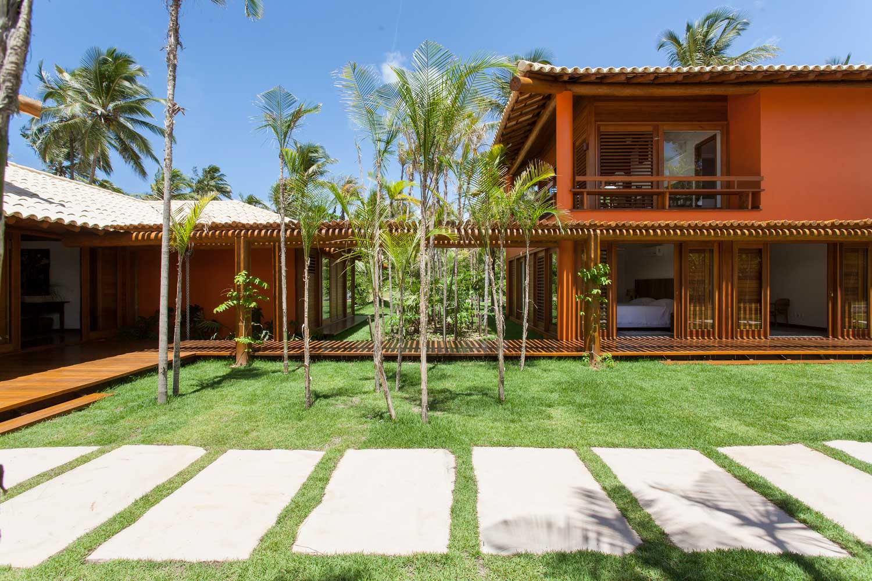 Casa de praia – Projeto David Bastos.