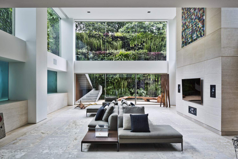 Casa em São Paulo - Projeto Fernanda Marques.