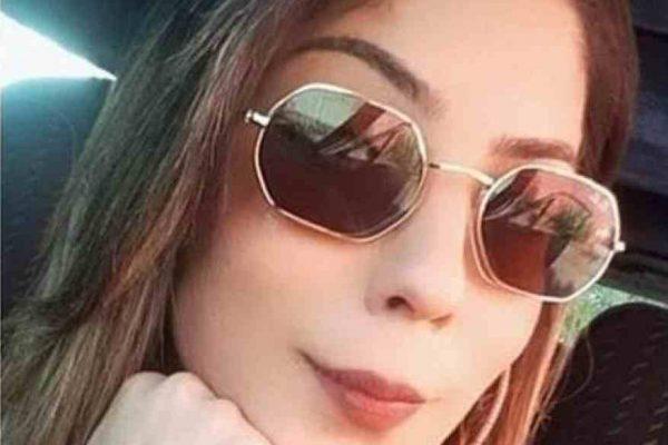 Márcia Gomes, morta em acidente de carro (Reprodução)