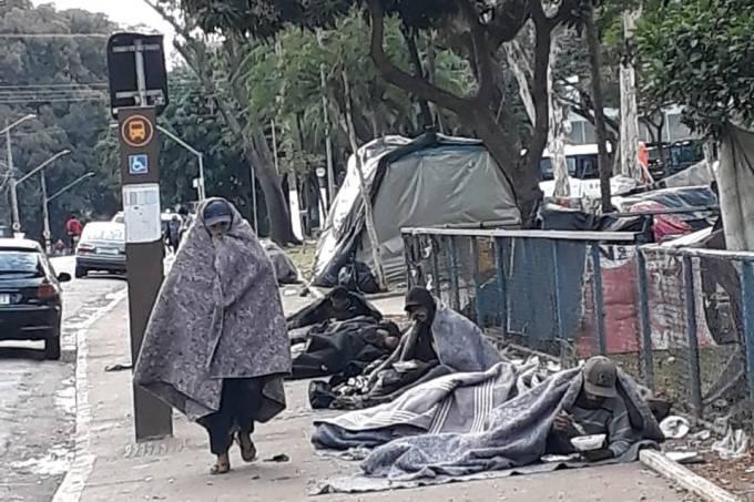 Moradores de Rua