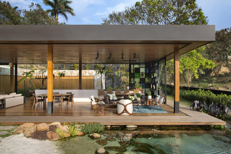 Casa Of – Projeto com tecnologia Steel Frame: Otto Felix.