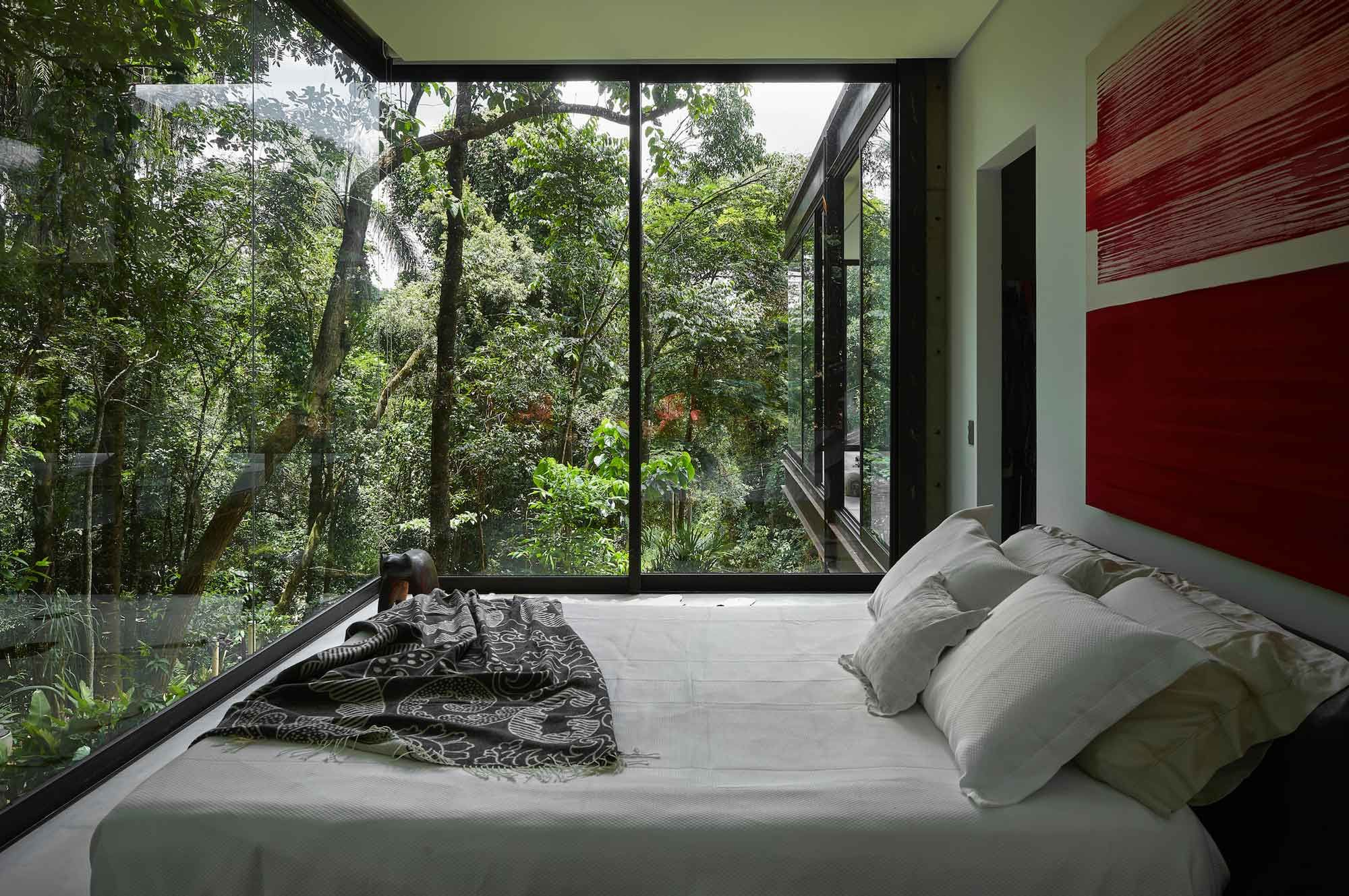 Casas de campo: 5 projetos encantadores para apreciar a natureza.