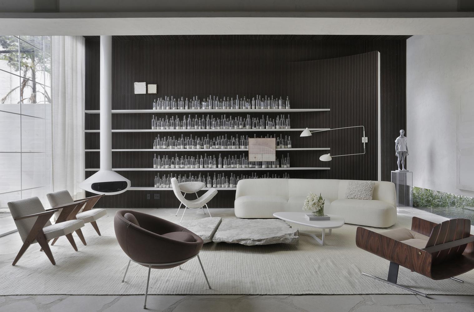 Casa Dendê Duratex - Nildo José. CASACOR São Paulo 2019.
