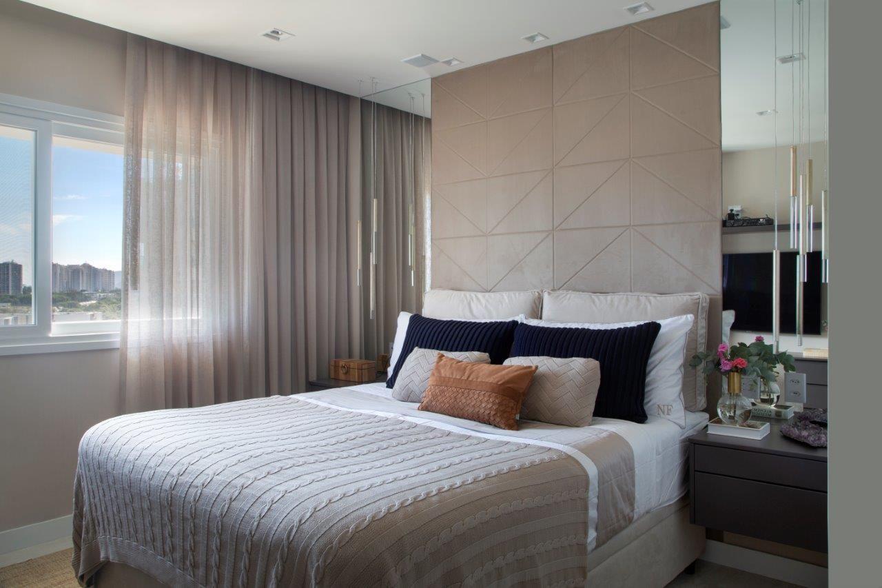 Plantas, cristais e tranquilidade: cobertura de 135 m² é inspirada em Bali.