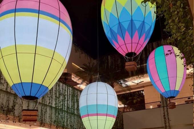 Balões no Cidade Jardim (4)