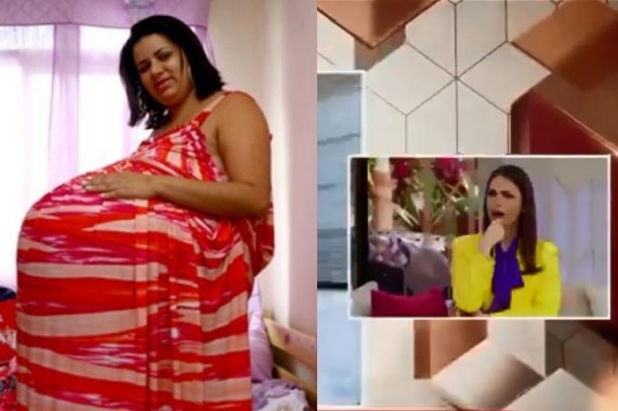 Falsa grávida de Taubaté: reencontra termina em agressão