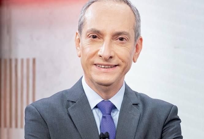 Globo News – José Roberto Burnier (Globo/Mauricio Fidalgo)