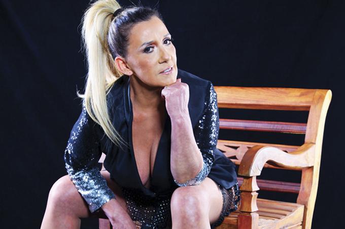 Rita Cadillac (Talentmix-Divulgação) montagem