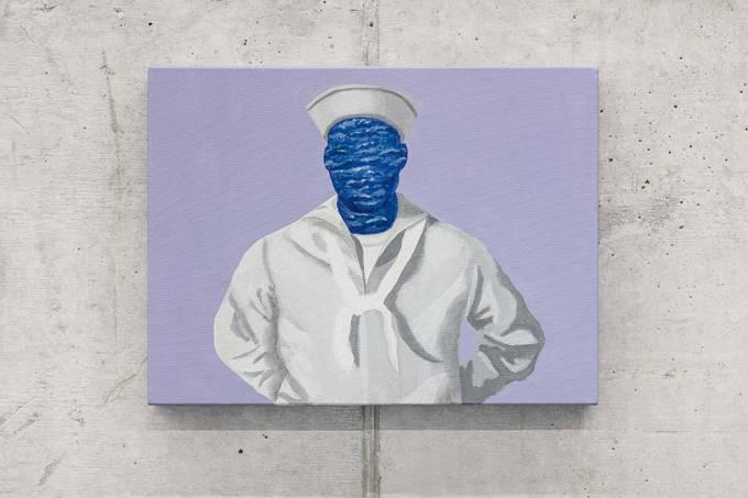 Tiago Sant_Ana_Calunga do Mar, 2021_Acrylic on canvas_30 x 40 x 4 cm_Photo Filipe Berndt(1).jpg
