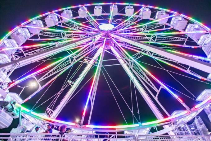 Roda-gigante Brasil no MorumbiShopping