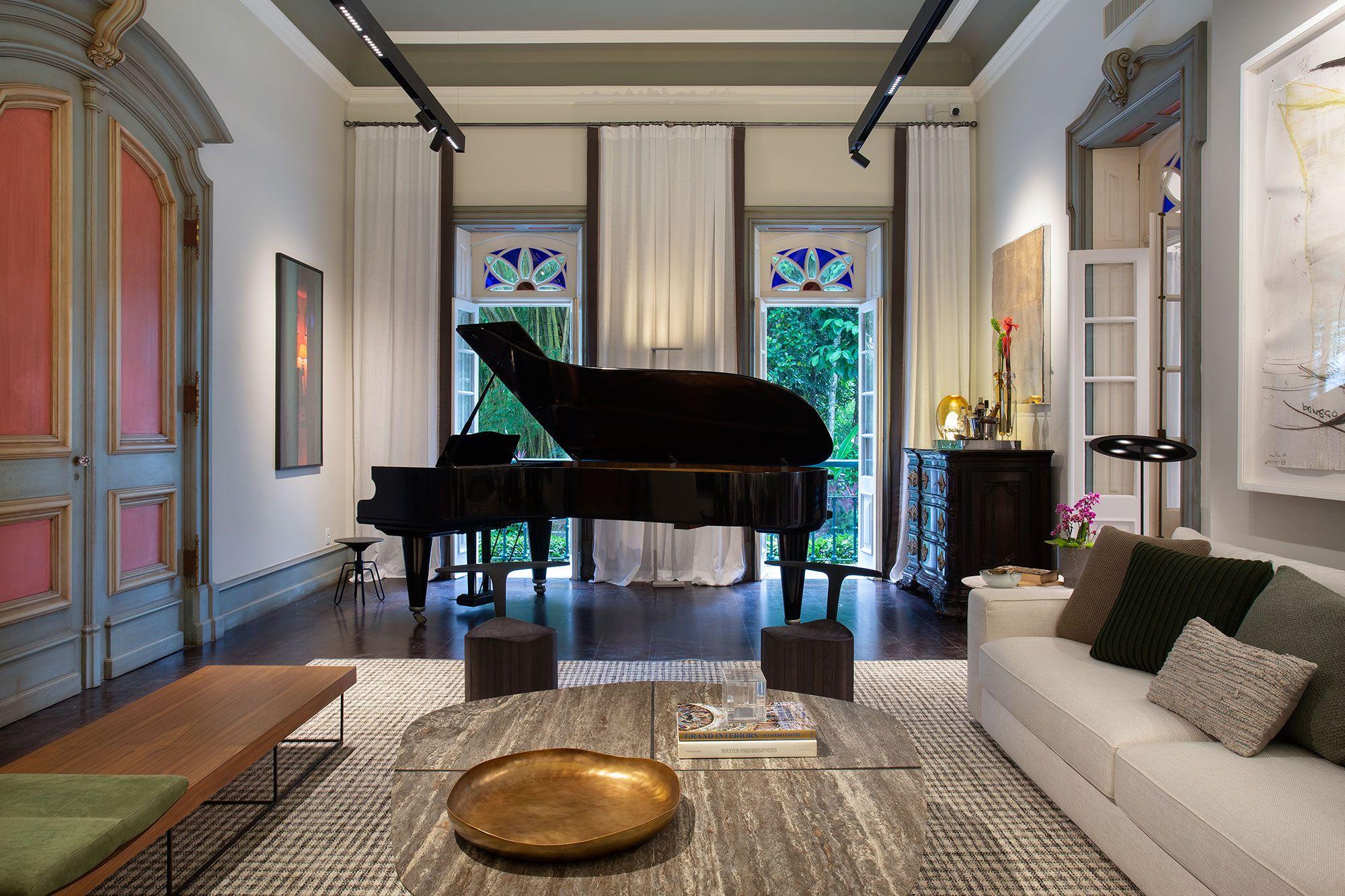 sala do piano casacor rio