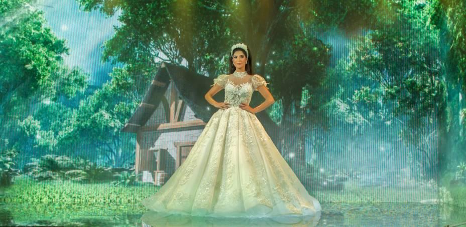 Branca de Neve Fancy, por Lucas Anderi.