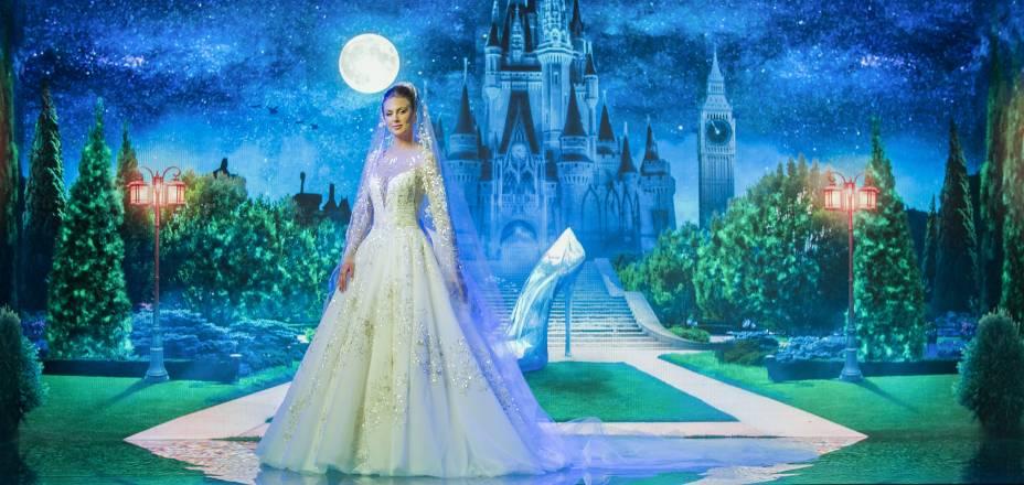 Cinderela Fancy, por Lucas Anderi.