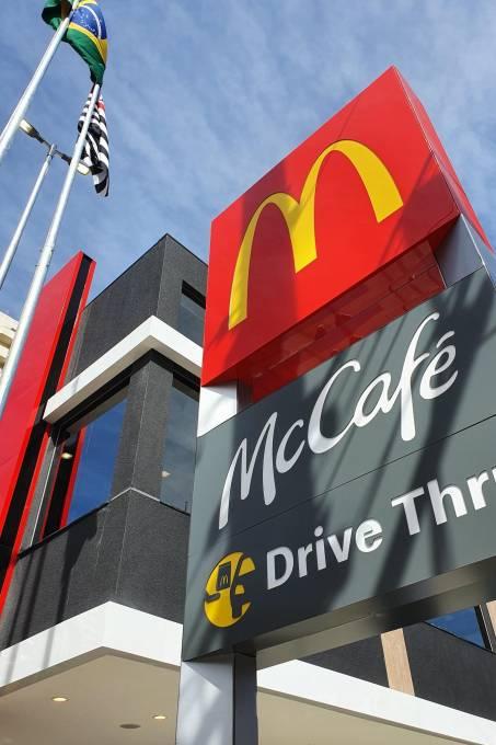 McDonald's (DIVULGAÇÃO)