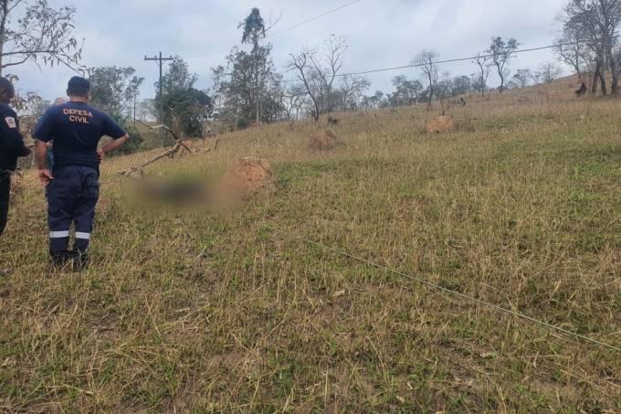 Menino morre após pisar em cabo de energia em pasto no Campo Limpi Paulista (Defesa Civil)