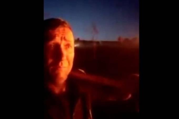 guarda-adelson-oliveira-chora-vídeo-relato-combate-incêndio-parque-estadual-juquery-franco-da-rocha