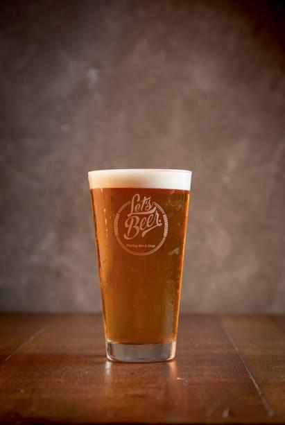 Turiaçu Golden Ale: produzido pela paulistana Catimba