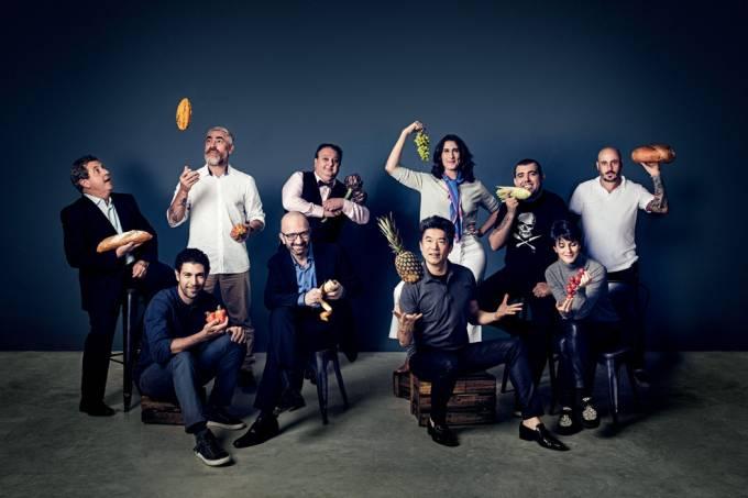 Comer & Beber 2021 Capa Chefs do ano