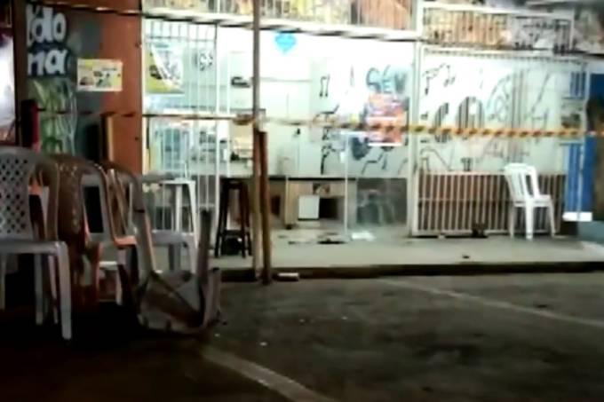 Dono de Bar Tiros Campinas EPTV