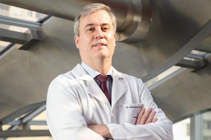 Guilherme Novita presidente da Sociedade Brasileira de Mastologia